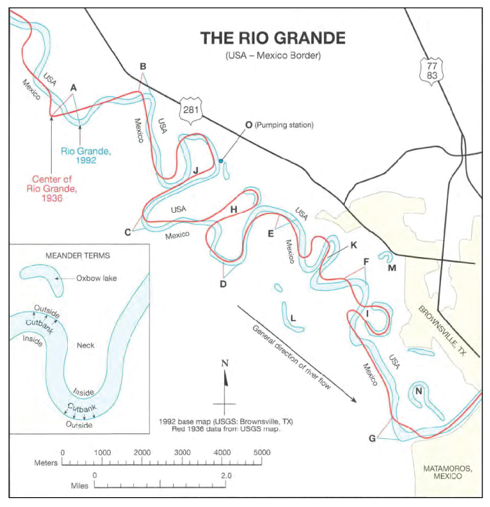 Solved: Part F - yze & Conclude: Migrating The Rio Gra ... on map of usa refugees, map of usa major rivers, map of usa christmas, map of usa manchester, map of usa cleveland, map of usa capitals, map of usa countries, map of usa norfolk, world map borders, map of usa gry, map of usa central, map of usa wallpaper, map of usa idaho, map of usa major highways, map of usa regions, map of usa states, map of usa clipart, map of usa colors,